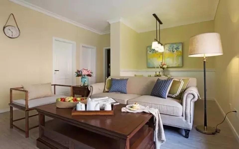 2室1卫2厅120平米混搭风格