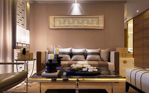宜室宜家两室两厅新中式两居室效果图