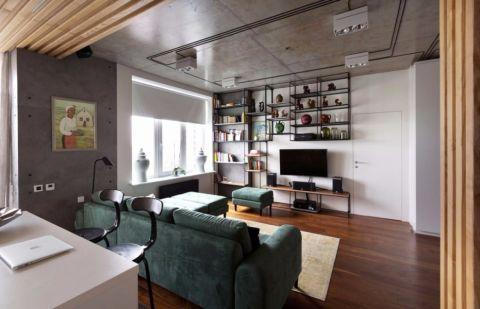客厅经典风格装饰设计图片