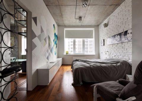卧室经典风格装潢效果图
