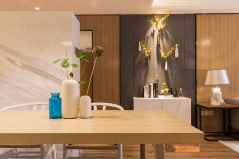 餐厅现代简约风格装饰图片