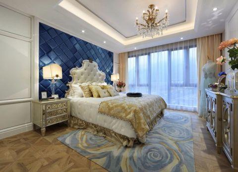 卧室简欧风格装修图片