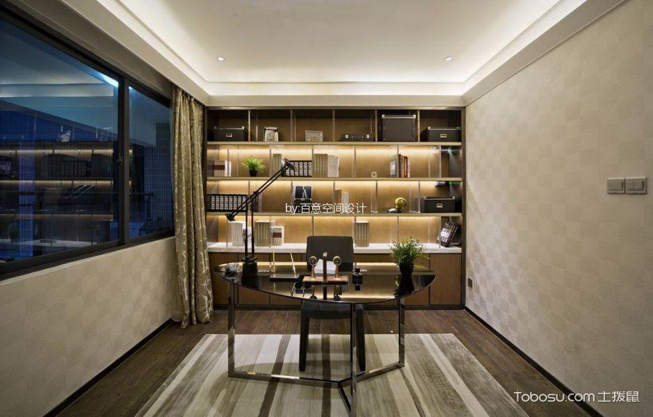 凯德龙湾135平米现代风格三居室装修效果图