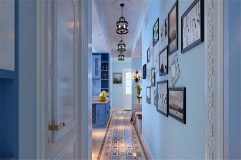 走廊地中海风格装饰图片
