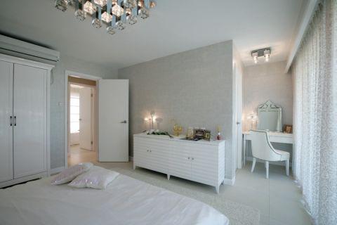 卧室吊顶简约风格装饰图片