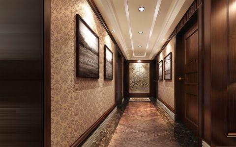 走廊美式风格装修设计图片