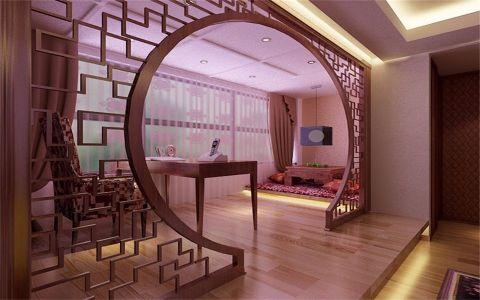 天津星光919别墅220平米现代风格效果图