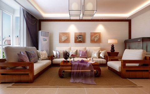 2020东南亚100平米图片 2020东南亚公寓装修设计