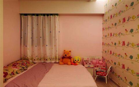 儿童房现代简约风格装修效果图