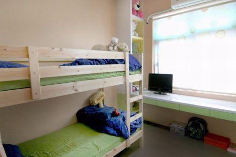 儿童房混搭风格装修图片