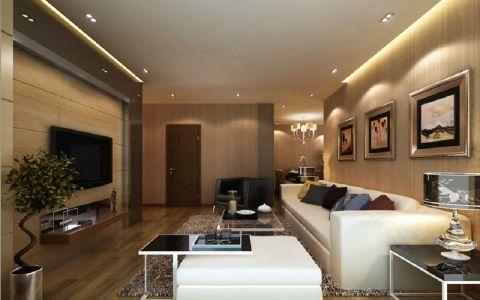 2021现代100平米图片 2021现代三居室装修设计图片