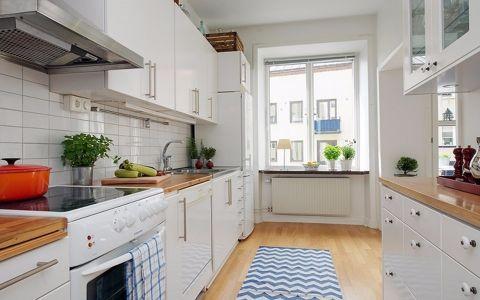 2020新古典70平米装修效果图大全 2020新古典二居室装修设计