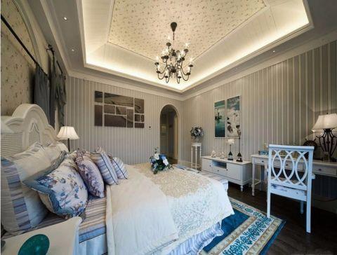 2021地中海100平米图片 2021地中海三居室装修设计图片
