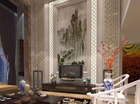 2019现代240平米u乐娱乐平台图片 2019现代别墅装饰设计