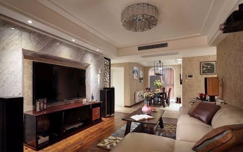 江与城现代简约室内装修效果图