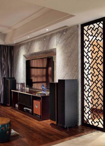 客厅简约风格装修设计图片