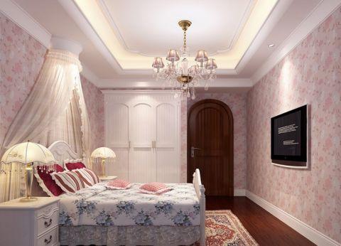 宝元公寓160平美式装修风格效果图