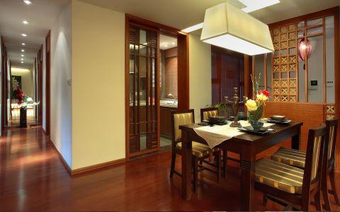 御城东南亚风格公寓效果图