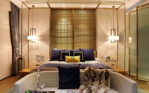 奥体新城翠杉园现代套房装修效果图