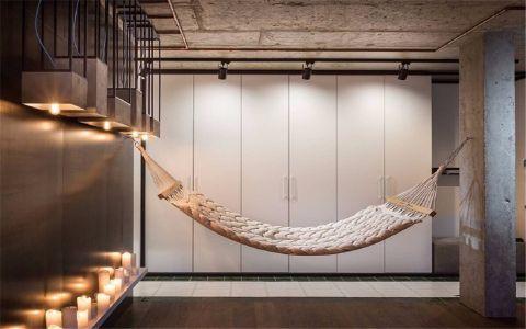 客厅衣柜现代风格装饰设计图片