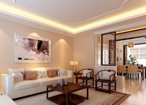2020美式100平米图片 2020美式二居室装修设计