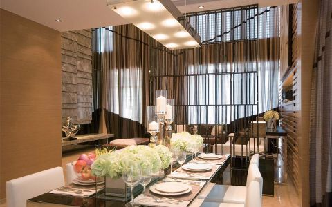 2020东南亚90平米效果图 2020东南亚一居室装饰设计