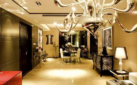 中意宝第现代简约风格两室一厅装修案例
