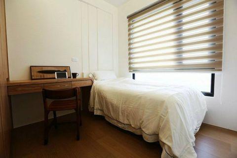 2021中式90平米装饰设计 2021中式三居室装修设计图片