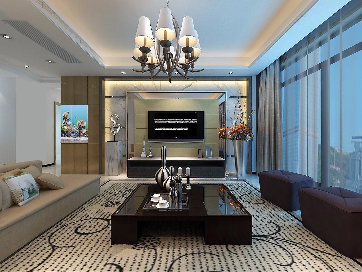 3室2卫2厅120平米欧式风格