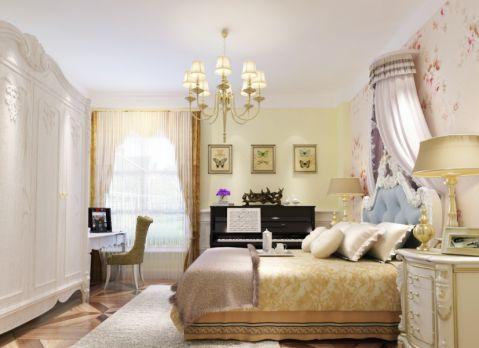卧室白色衣柜室内u乐娱乐平台图片