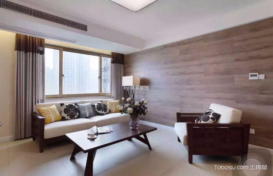 3室2卫2厅110平米中式风格