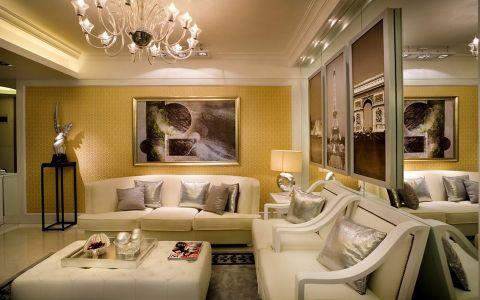 2021简欧110平米装修图片 2021简欧三居室装修设计图片