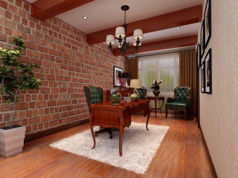 艾维诺森林别墅美式风格效果图