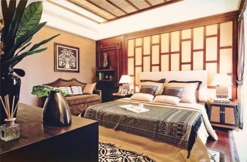 卧室照片墙经典风格装饰设计图片