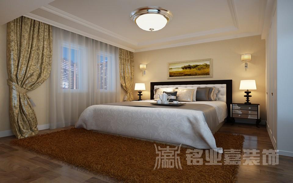 3室2卫2厅331平米新中式风格