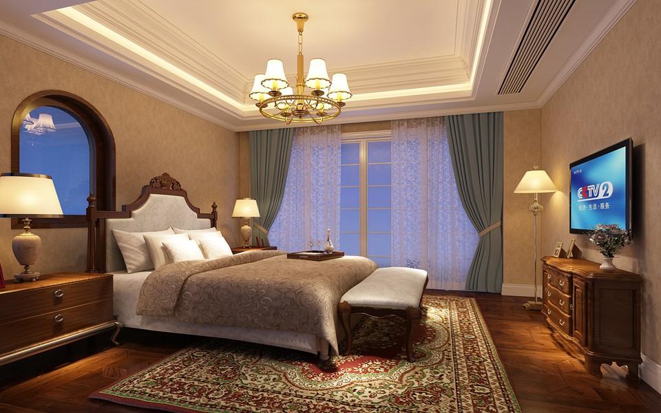 8室6卫3厅600平米新中式风格
