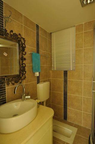 卫生间地中海风格装修设计图片