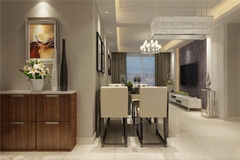 餐厅门厅现代风格装饰效果图