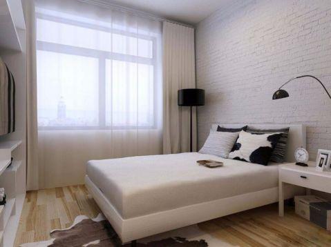 2020乡村70平米设计图片 2020乡村二居室装修设计