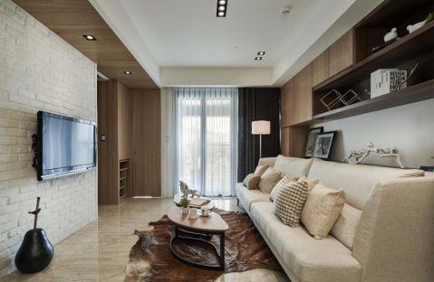 2020北欧60平米以下装修效果图大全 2020北欧一居室装饰设计
