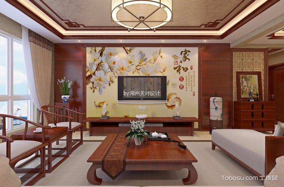 中式的世家别院