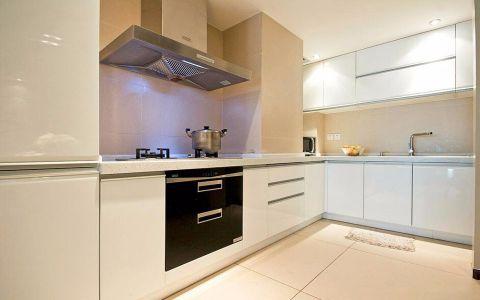 厨房现代简约风格装修图片