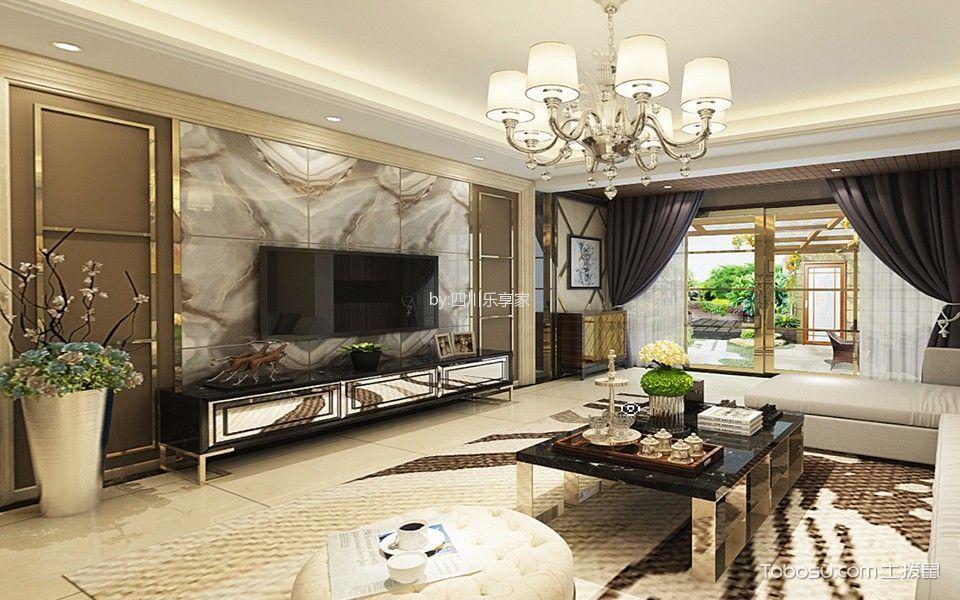 2020现代240平米装修图片 2020现代庭院装修效果图大全
