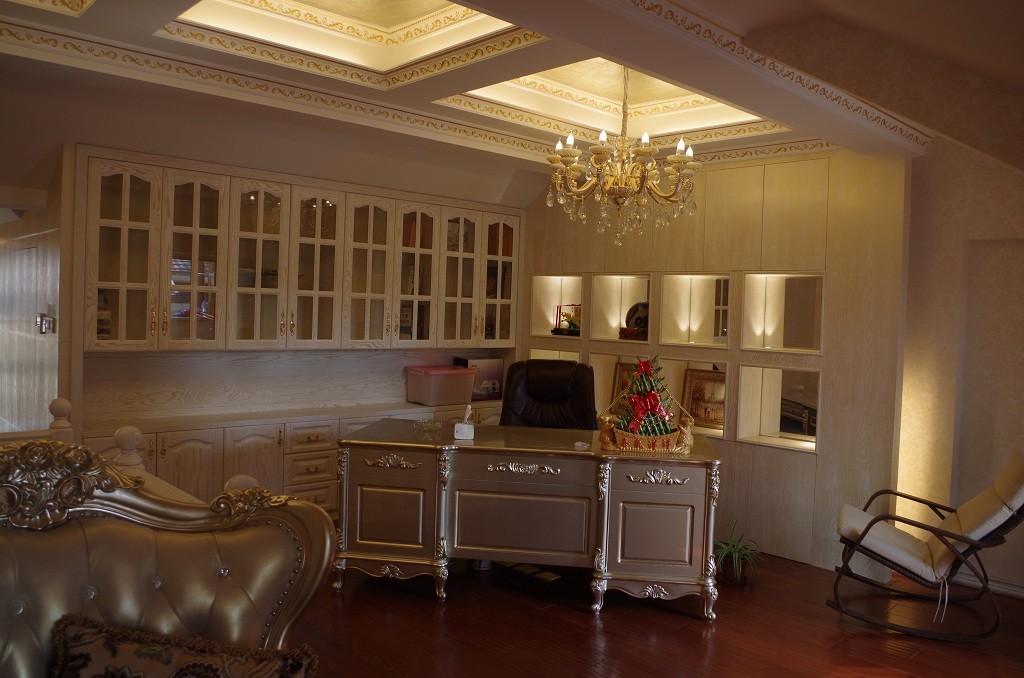 5室3卫3厅欧式风格