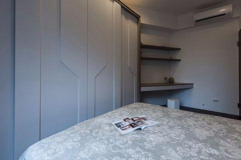 卧室衣柜北欧装潢设计图片