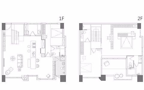 2019美式240平米装修图片 2019美式四居室装修图