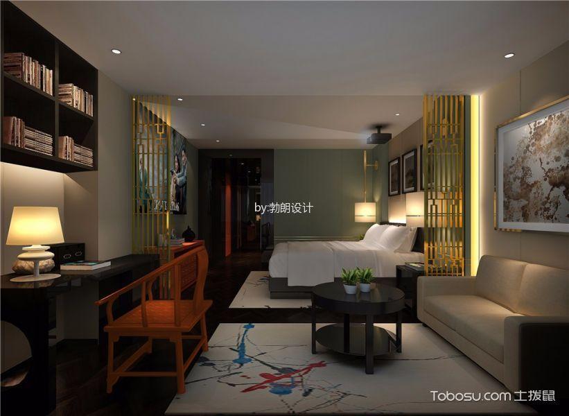 郑州莱精品主题酒店卧室设计效果图