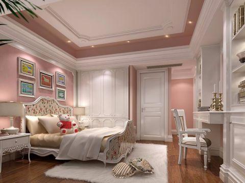 格调卧室吊顶设计效果图
