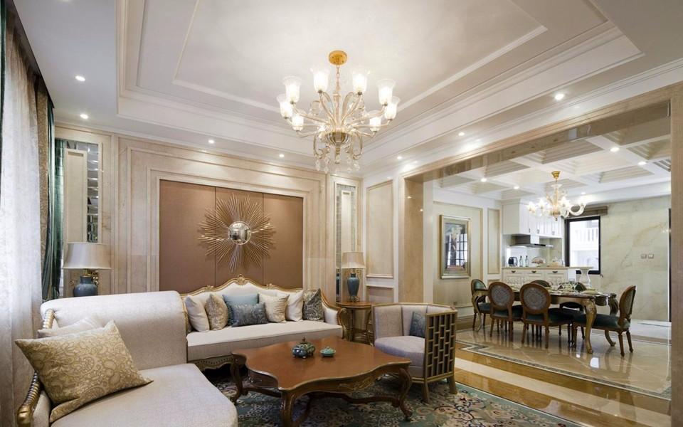2室1卫2厅78平米现代简约风格