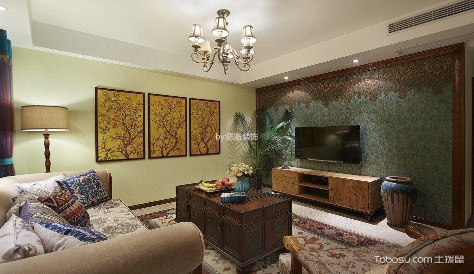 清新客厅装饰设计